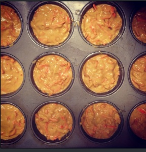 proceso de muffin