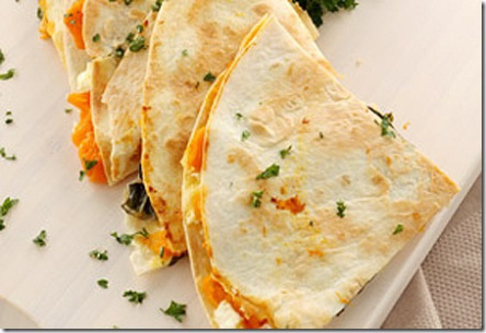 QUESADILLAS A LO DUL  (1/2)