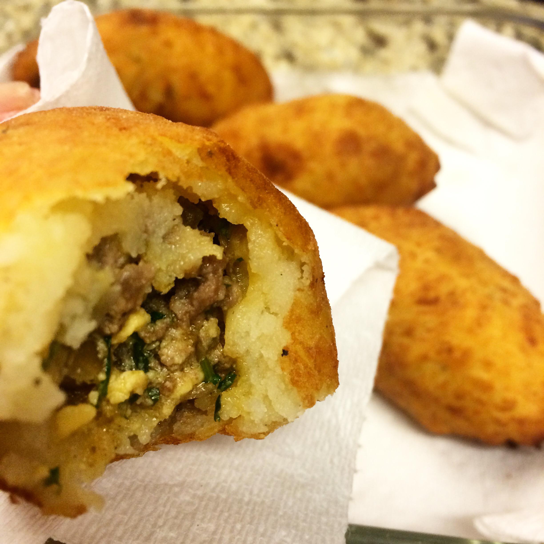 Recetas de cocina chilena papas rellenas