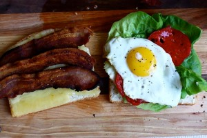 EggSandwichOpenFace